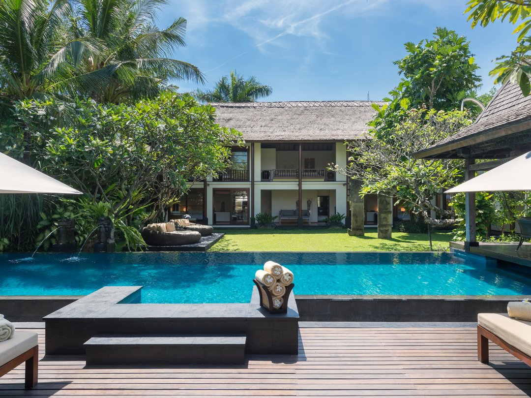 Villa Ramadewa Private swimming pool