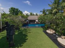 Villa Ramadewa, Pool and Garden
