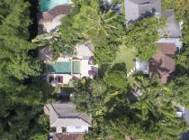 Villa Red Palms, Aerial Photo
