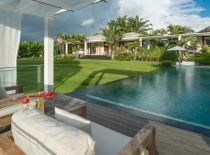 Villa Pure, Pool Pavillon
