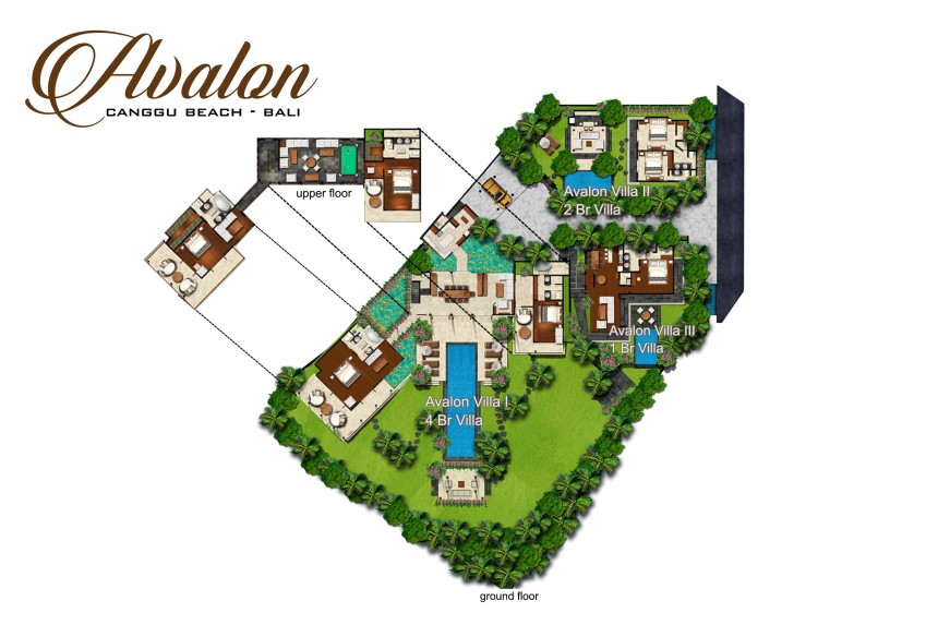 Villa Avalon Estate Plan